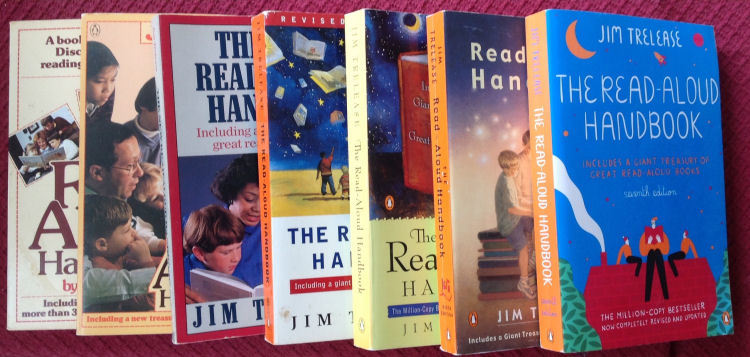 Starting from Scratch: How To Establish a Read Aloud Family
