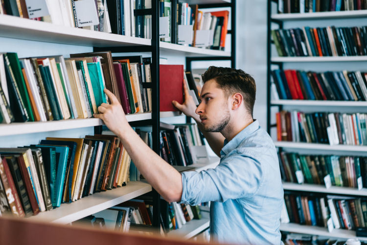Finding Literature for Young Adults