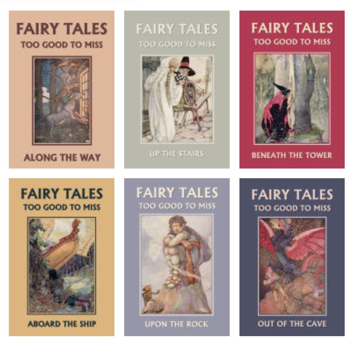 Fairy Tales Archives - A Culture of Reading